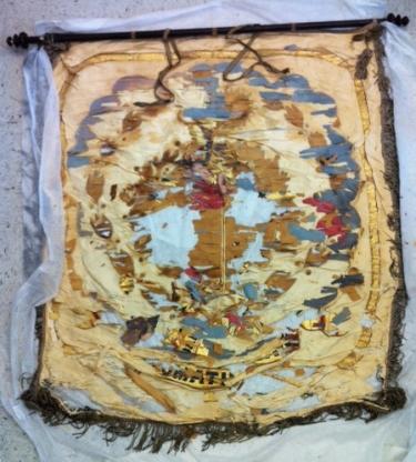 ZSR WFU Philomathesian Banner
