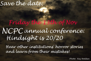 save the date for conference November 13, 2020