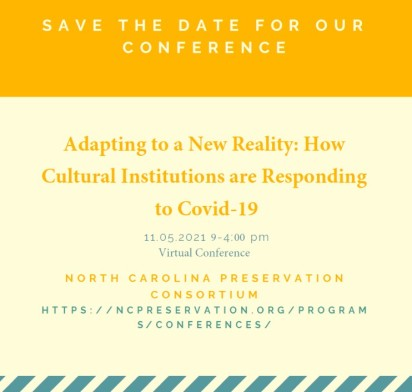 Save the Date Conf 2021